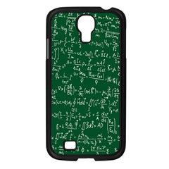 Formula Number Green Board Samsung Galaxy S4 I9500/ I9505 Case (black) by Mariart