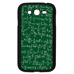 Formula Number Green Board Samsung Galaxy Grand Duos I9082 Case (black) by Mariart