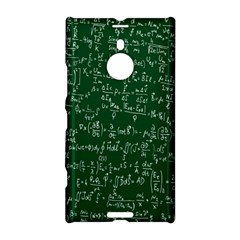 Formula Number Green Board Nokia Lumia 1520 by Mariart