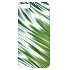Fluorescent Flames Background Light Effect Abstract Apple Iphone 5 Hardshell Case With Stand by Nexatart