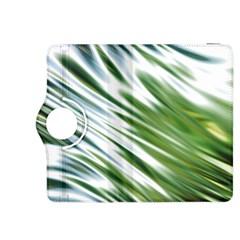 Fluorescent Flames Background Light Effect Abstract Kindle Fire Hdx 8 9  Flip 360 Case by Nexatart