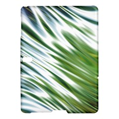 Fluorescent Flames Background Light Effect Abstract Samsung Galaxy Tab S (10 5 ) Hardshell Case  by Nexatart
