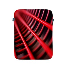 Abstract Of A Red Metal Chair Apple Ipad 2/3/4 Protective Soft Cases by Nexatart