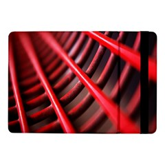 Abstract Of A Red Metal Chair Samsung Galaxy Tab Pro 10 1  Flip Case by Nexatart