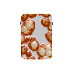 Abstract Texture A Completely Seamless Tile Able Background Design Apple Ipad Mini Protective Soft Cases by Nexatart