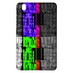 Repeated Tapestry Pattern Samsung Galaxy Tab Pro 8 4 Hardshell Case by Nexatart