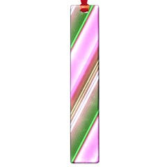 Pink And Green Abstract Pattern Background Large Book Marks by Nexatart
