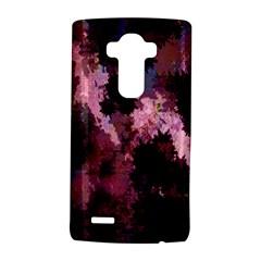 Grunge Purple Abstract Texture Lg G4 Hardshell Case by Nexatart