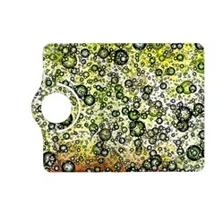 Chaos Background Other Abstract And Chaotic Patterns Kindle Fire Hd (2013) Flip 360 Case by Nexatart