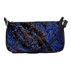 Cracked Mud And Sand Abstract Shoulder Clutch Bags by Nexatart