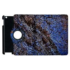 Cracked Mud And Sand Abstract Apple Ipad 2 Flip 360 Case by Nexatart