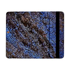 Cracked Mud And Sand Abstract Samsung Galaxy Tab Pro 8 4  Flip Case by Nexatart