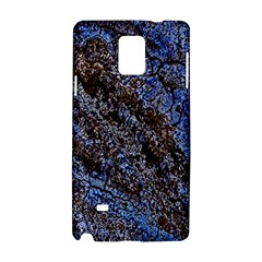 Cracked Mud And Sand Abstract Samsung Galaxy Note 4 Hardshell Case