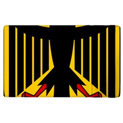 Coat Of Arms Of Germany Apple Ipad 2 Flip Case by abbeyz71