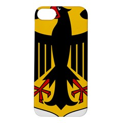 Coat Of Arms Of Germany Apple Iphone 5s/ Se Hardshell Case by abbeyz71