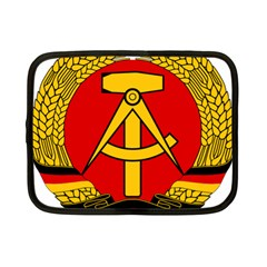 National Emblem Of East Germany  Netbook Case (small)  by abbeyz71