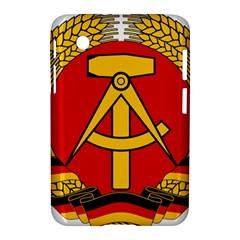 National Emblem Of East Germany  Samsung Galaxy Tab 2 (7 ) P3100 Hardshell Case  by abbeyz71