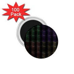 Multicolor Pattern Digital Computer Graphic 1 75  Magnets (100 Pack)  by Nexatart