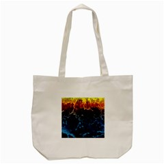 Abstract Background Tote Bag (cream) by Nexatart