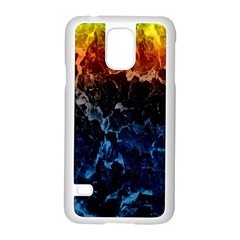 Abstract Background Samsung Galaxy S5 Case (white) by Nexatart