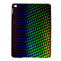 Digitally Created Halftone Dots Abstract Background Design Ipad Air 2 Hardshell Cases by Nexatart