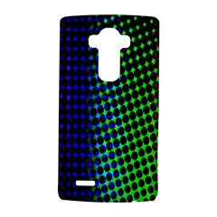 Digitally Created Halftone Dots Abstract Background Design Lg G4 Hardshell Case by Nexatart