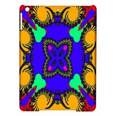 Digital Kaleidoscope Ipad Air Hardshell Cases by Nexatart
