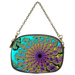 Beautiful Mandala Created With Fractal Forge Chain Purses (one Side)  by Nexatart