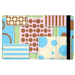Part Background Image Apple Ipad 3/4 Flip Case by Nexatart