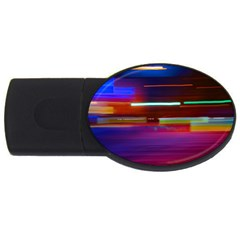 Abstract Background Pictures USB Flash Drive Oval (1 GB) by Nexatart