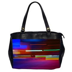 Abstract Background Pictures Office Handbags (2 Sides)  by Nexatart