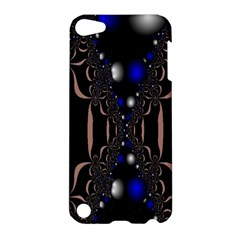 An Interesting Mix Of Blue And Other Colours Balls Apple Ipod Touch 5 Hardshell Case by Nexatart