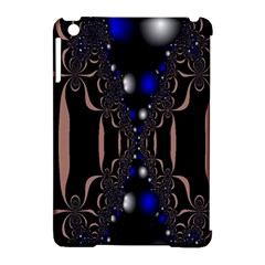 An Interesting Mix Of Blue And Other Colours Balls Apple Ipad Mini Hardshell Case (compatible With Smart Cover) by Nexatart