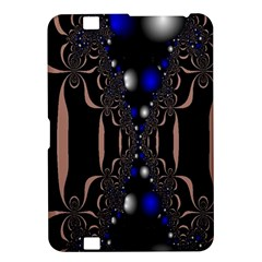 An Interesting Mix Of Blue And Other Colours Balls Kindle Fire Hd 8 9  by Nexatart