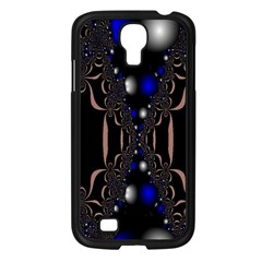 An Interesting Mix Of Blue And Other Colours Balls Samsung Galaxy S4 I9500/ I9505 Case (black) by Nexatart