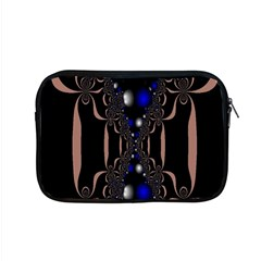 An Interesting Mix Of Blue And Other Colours Balls Apple Macbook Pro 15  Zipper Case by Nexatart