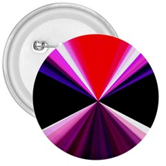 Red And Purple Triangles Abstract Pattern Background 3  Buttons by Nexatart