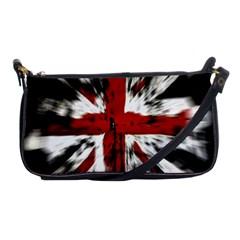 British Flag Shoulder Clutch Bags by Nexatart