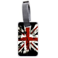 British Flag Luggage Tags (one Side)  by Nexatart