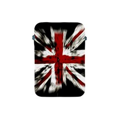 British Flag Apple Ipad Mini Protective Soft Cases by Nexatart