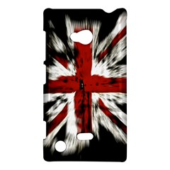 British Flag Nokia Lumia 720 by Nexatart
