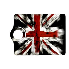 British Flag Kindle Fire Hd (2013) Flip 360 Case by Nexatart