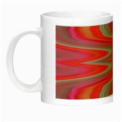Hard Boiled Candy Abstract Night Luminous Mugs