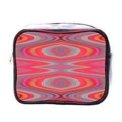 Hard Boiled Candy Abstract Mini Toiletries Bags by Nexatart