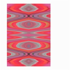 Hard Boiled Candy Abstract Small Garden Flag (two Sides) by Nexatart