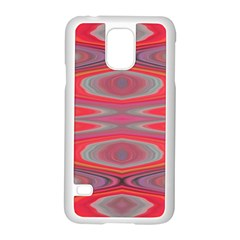 Hard Boiled Candy Abstract Samsung Galaxy S5 Case (White)