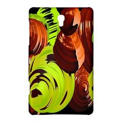 Neutral Abstract Picture Sweet Shit Confectioner Samsung Galaxy Tab S (8 4 ) Hardshell Case  by Nexatart
