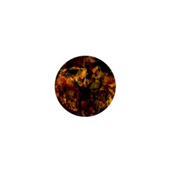 Autumn Colors In An Abstract Seamless Background 1  Mini Buttons by Nexatart