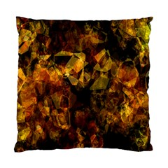 Autumn Colors In An Abstract Seamless Background Standard Cushion Case (one Side) by Nexatart