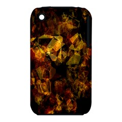 Autumn Colors In An Abstract Seamless Background Iphone 3s/3gs by Nexatart